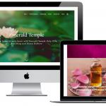 Emerald Temple Website